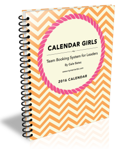 2016 CG Calendar Girls Spiral Book Image 3d no background