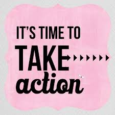 Its time to take action