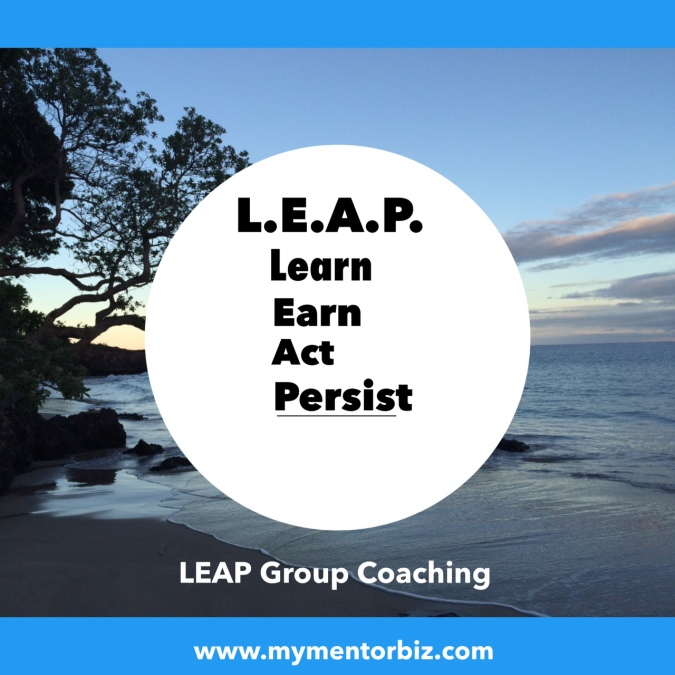 LEAP Group coaching program
